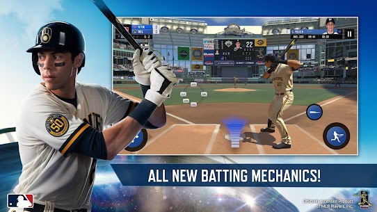 R.B.I. Baseball 20  Apk Download For Android and Iphone 1