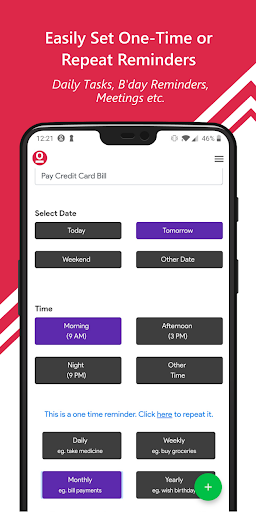 Sorted AI - Smart Reminders, Tasks & To Do List ss3