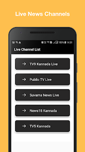 Kannada News by Tv9, etv & Others Info - náhled