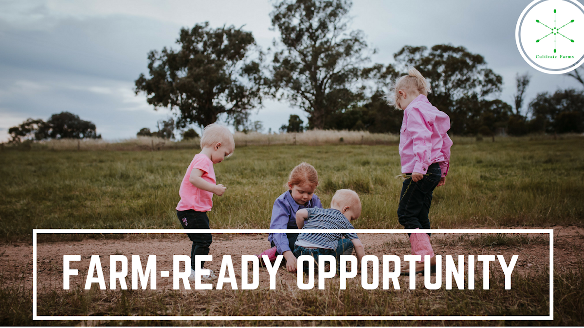 Farm Ready Opportunity