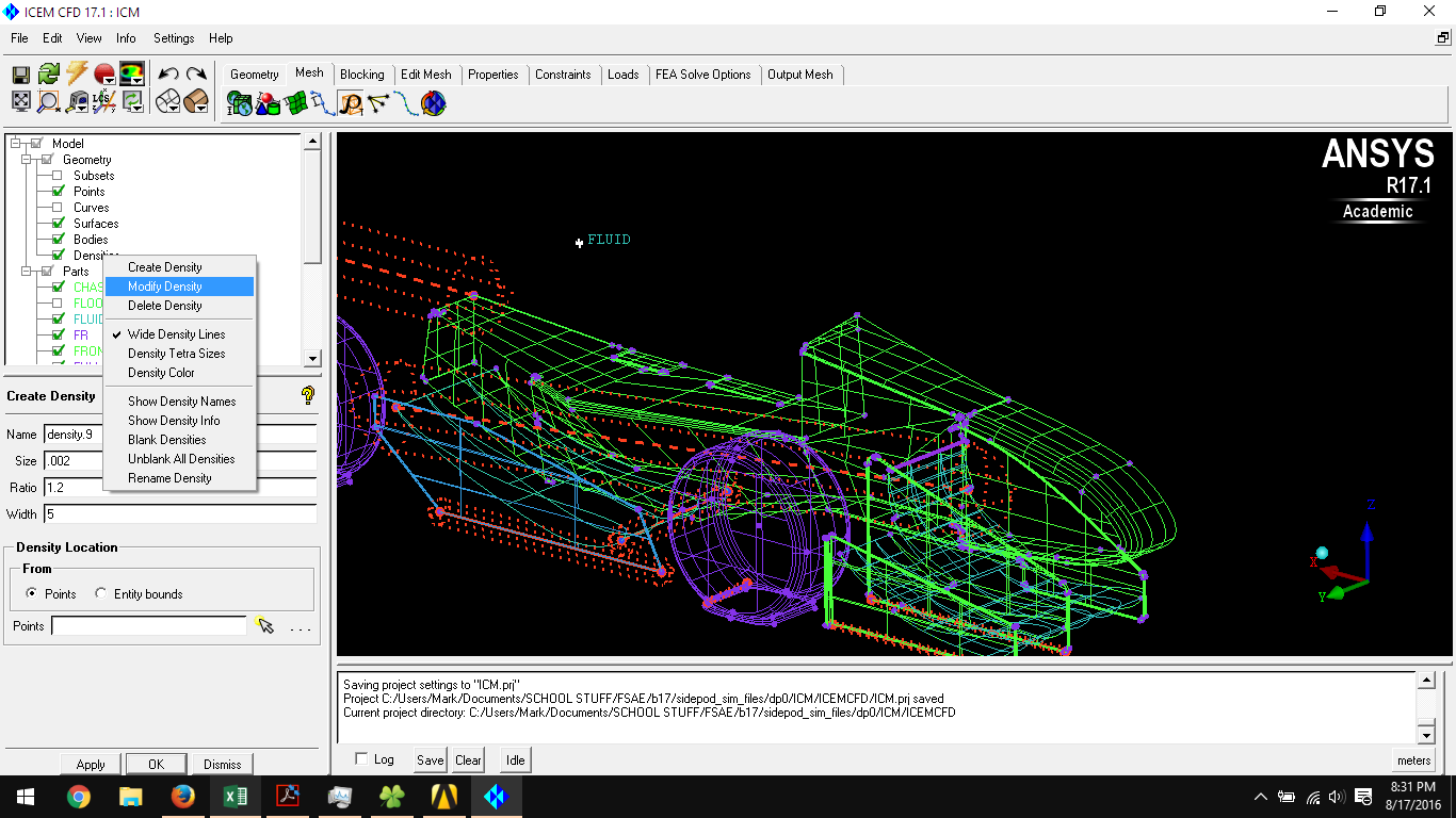 ANSYS 19 2 3D CFD Tutorial - STAR