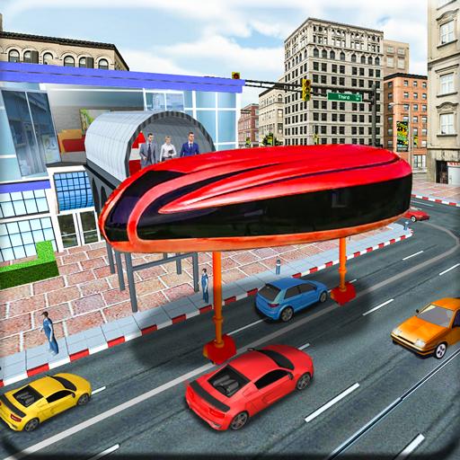City Futuristic Bus Simulator