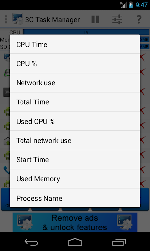 3C Task Manager screenshot 6