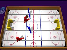 Table Ice Hockey 3dのおすすめ画像1