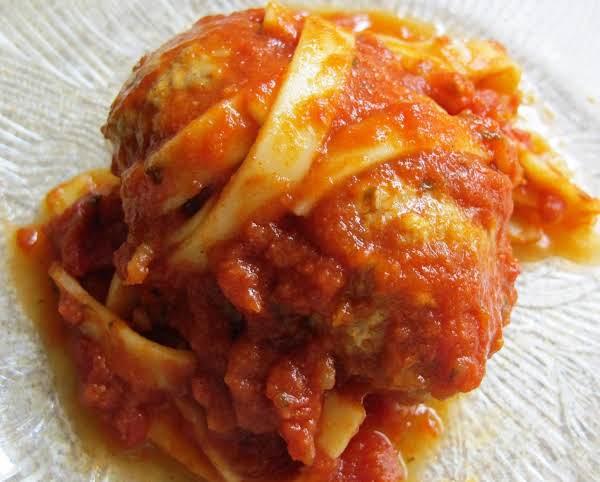Turkey & Pork Meat  Ta Balls Recipe