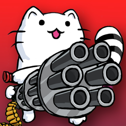 Cat Gun: Offline Feline Battles, Fights & Shooting