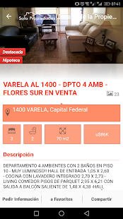 SoloPropiedades Argentina- screenshot thumbnail