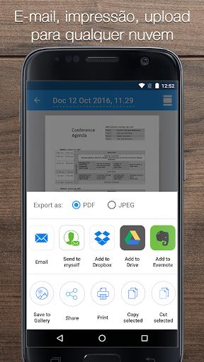 iScanner - escâner de documentos PDF grátis screenshot