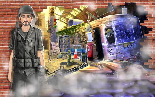 Guerre Jeux Objet Trouvé  captures d'écran 1