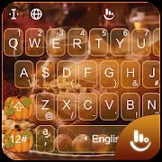 Thanksgiving Day Keyboard Theme