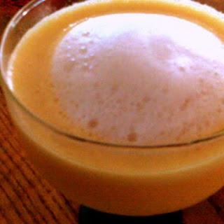 Salty Lime Foam(for margaritas)