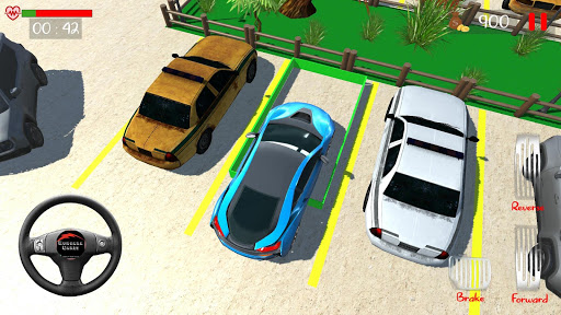 Car Parking 3D Real Driving Simulator 1.8 screenshots 8