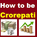 How to become crorepati icon