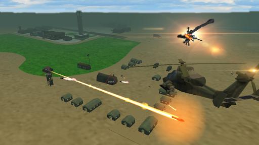 Heli Gunship WarStrike 3D:Global Air Assault Chaos by Free 3D Apps N