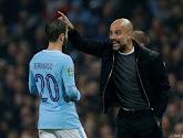 Pep Guardiola, le coach de Manchester City a de nouveau fait part de son admiration envers Bernardo Silva