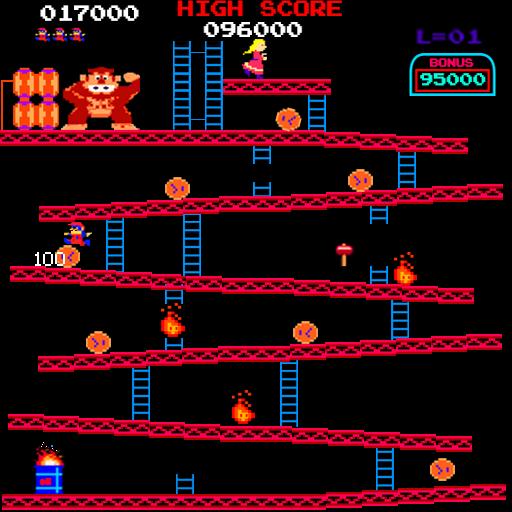 Baixar Kong arcade classic para Android