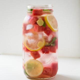 Refreshing Watermelon Detox Water Recipe