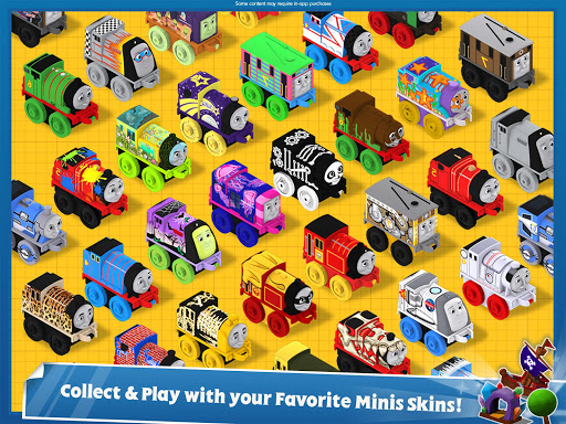 Thomas & Friends Minis - screenshot