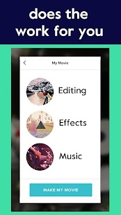 Magisto - Video Editor & Music Slideshow Maker Screenshot