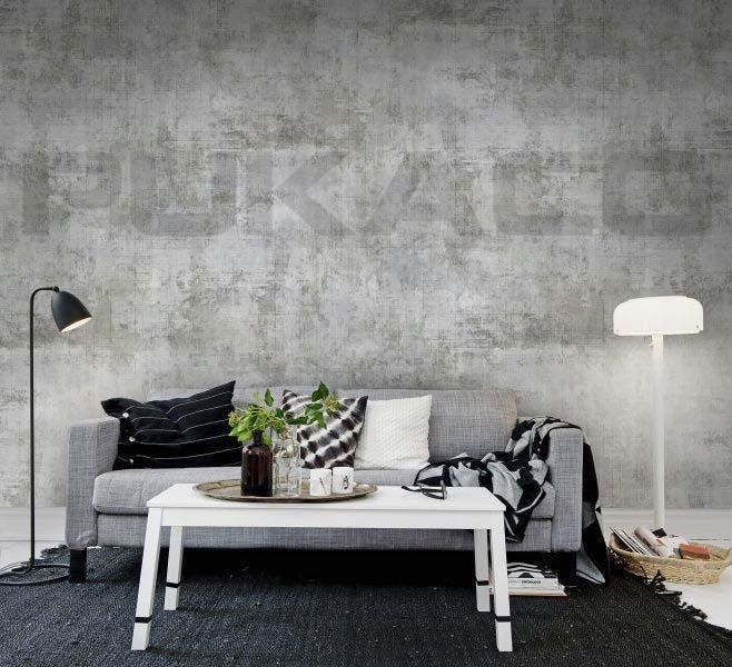 Thổi hồn cho ngôi nhà của bạn với 24 hiệu ứng sơn bê tông mới lạ