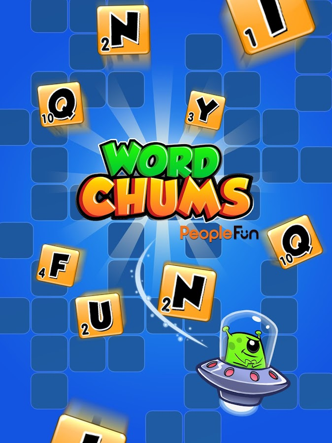 Word Chums- screenshot