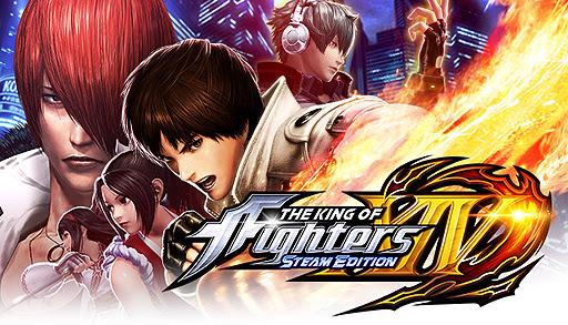 [The King of Fighters XIV] Steam Edition พร้อมเปิดให้ดาวน์โหลดกันได้แล้ว!