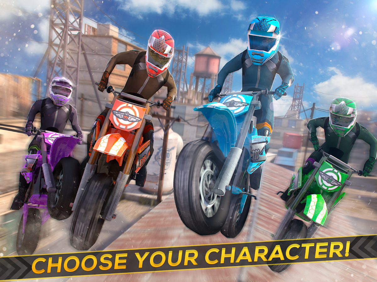 Free Motor Bike Racing Game 3D - Android Apps on Google Play