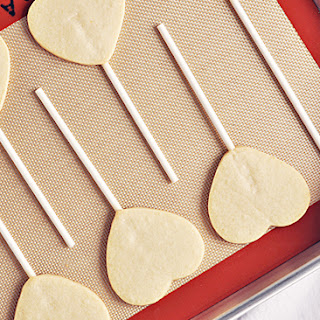 The Perfect Sugar Cookie (and Cookie Pop).