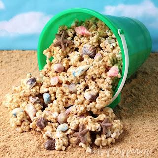 Chocolate Sea Shells Recipe