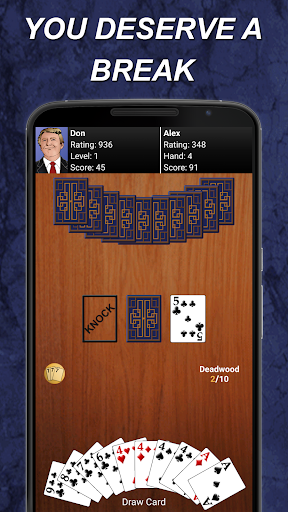 Gin Rummy 2.14.12 screenshots 1