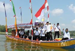 Festival Nelayan di Kabupaten Ngawi