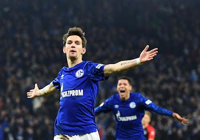 """🎥 Le doublé de Benito Raman qui va faire du bien à Schalke: """"Il fallait terminer l'année sur une bonne note"""""""