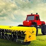 Harvest Farm Tractor Simulator Icon