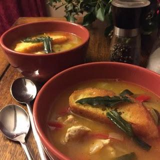 A Simple Turkey Soup