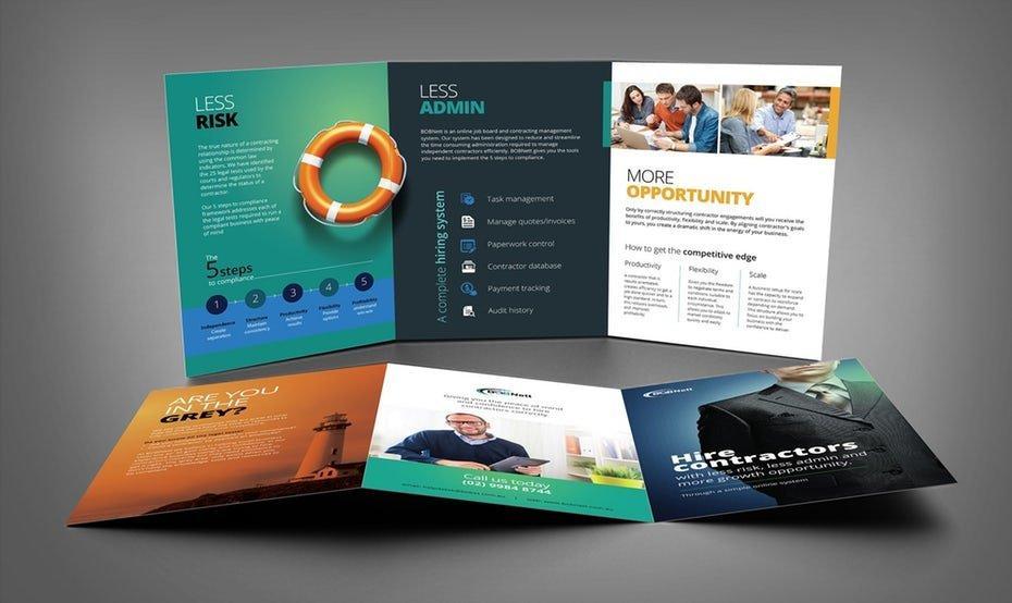 Thiết kế ấn tượng, tạo điểm nhấn và thu hút khách hàng