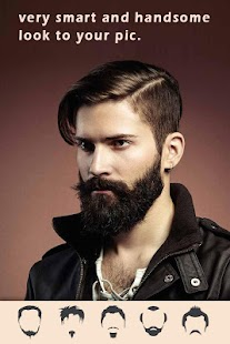 Man Mustache And Beard Changer - náhled