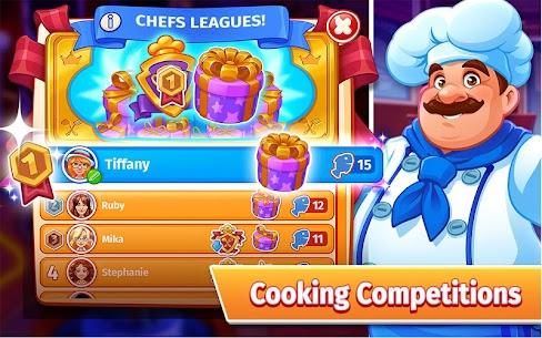 Cooking Craze Mod Apk 1.75.0 (Unlimited Money) 7