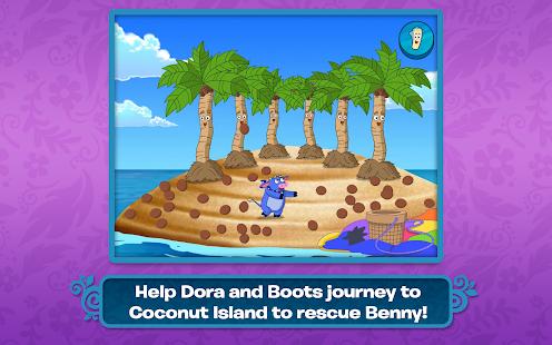 Dora Appisode: Benny Castaway – Apps on Google Play