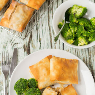 Vegetable Filo Pastry Parcels Recipes.