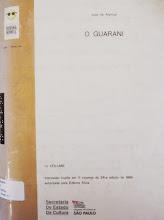 Photo: O Guarani Alencar, José de  Localização: Braille F A353g  Edição Braille