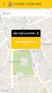 Jeger Taksi screenshot 2