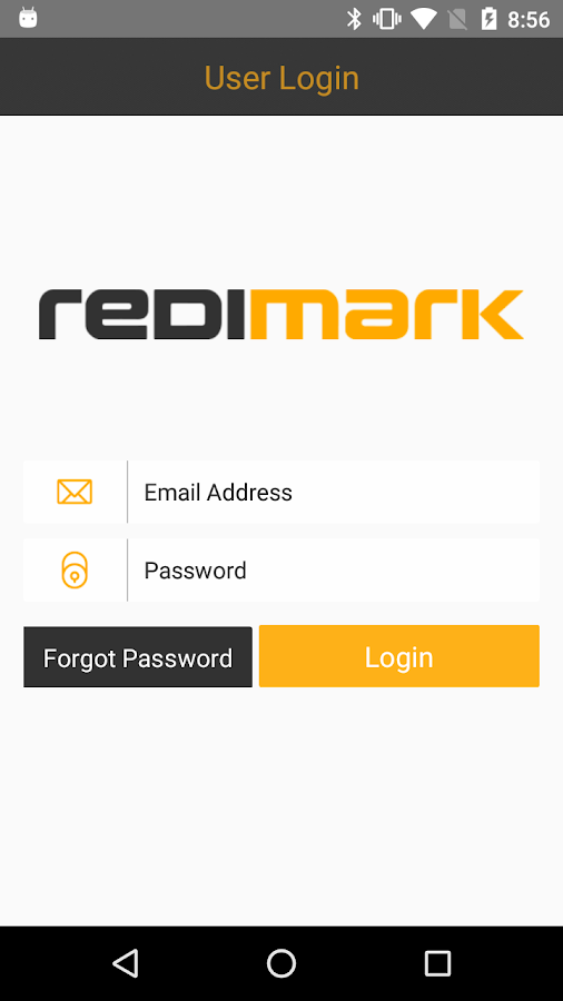 Redimark- screenshot