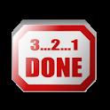 3...2...1 DONE - GTD (BETA) icon