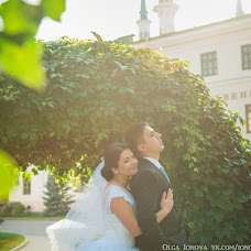 Wedding photographer Olga Ionova (OlgaIonova). Photo of 07.01.2016