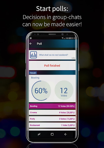 BubCon Messenger 1.4.245 screenshots 18