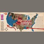 Lost Highway Brewing Company Mountain Coast IPA