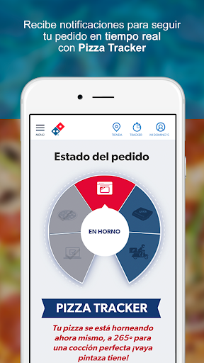 Dominos Pizza | Comida a Domicilio y Ofertas 3.1.10 screenshots 5