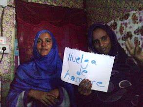 Photo: Campamentos de refugiados saharauis