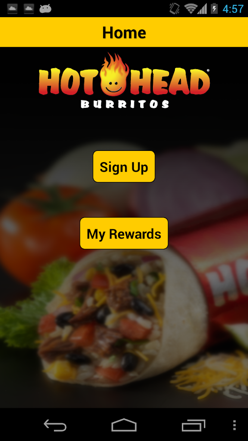 Hot Head Burritos- screenshot