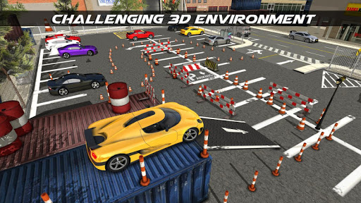 Real Street Car Parking Game-Parking Adventure 3D game (apk) free download for Android/PC/Windows screenshot